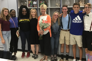 Tiffany Medford is Piedmont's Teacher of the Year