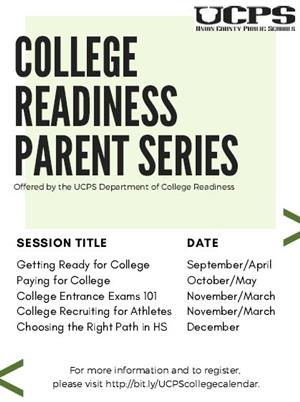 College Readiness Series