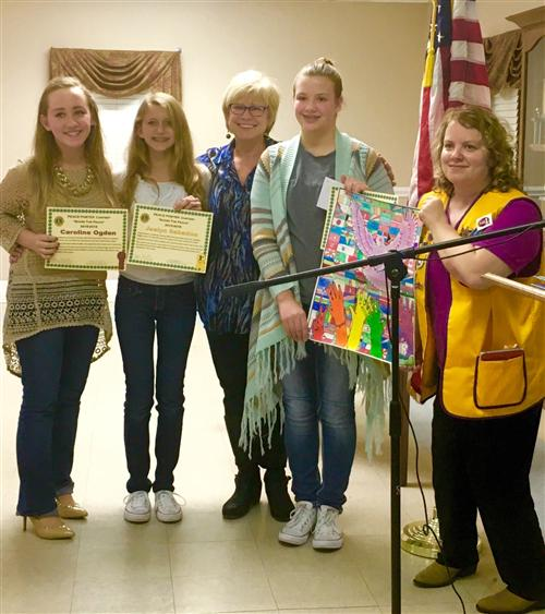 Celebrating Piedmont Art Students