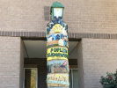 Community Totem Pole Dedicated