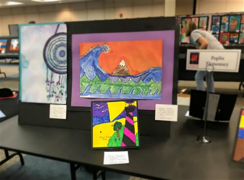 Young Artists on Display