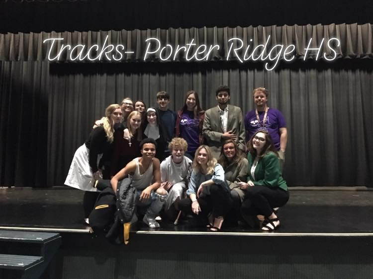 Cast picture from Tracks