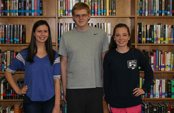 UCEF Scholarship Winners