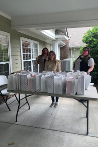 'It gives you hope' | NC 6th grader delivers care packages to long term care facilities.