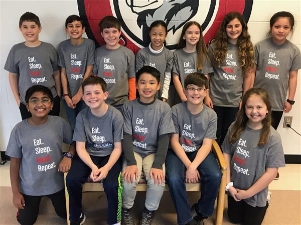Elementary Battle of the Books Team Takes 2nd Place