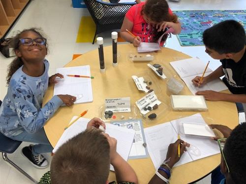 Rocks and Minerals Investigation
