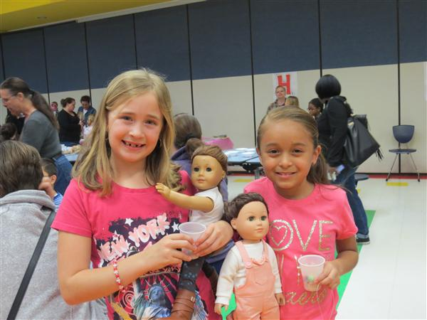 American Girl Night