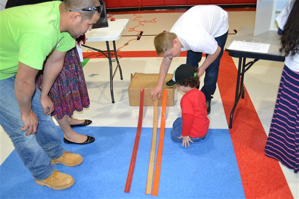 Science Night at Rocky River Elementary