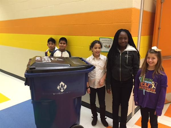 Recycling Roadrunner- Leaders