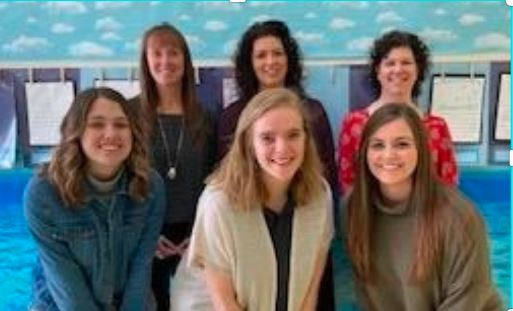 UNC Teacher Students Mentored by Our 1st Grade Team