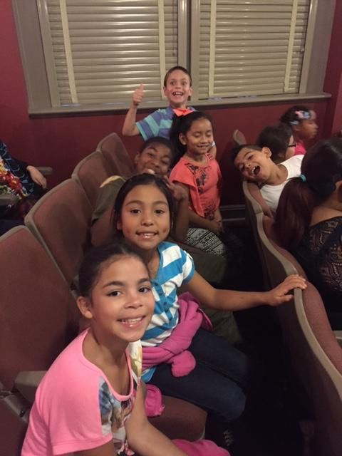 Charlotte's Web Matthews Playhouse Field Trip