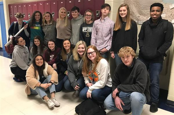 Piedmont High students 'Break the Silence' on mental health issues
