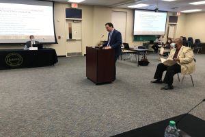 Citizens Advisory Committee for Diversity presents final report to Board of Education