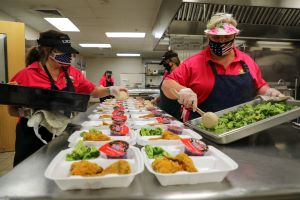 Curbside meals offered Jan. 5 - 8