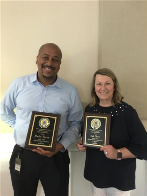 "UCPS staff members win awards for being ""best of the best"""