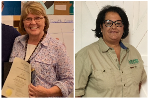 UCPS teacher, district lead custodian reflect on decades-long years of service