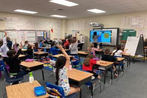 Mandarin Dual Language Immersion class