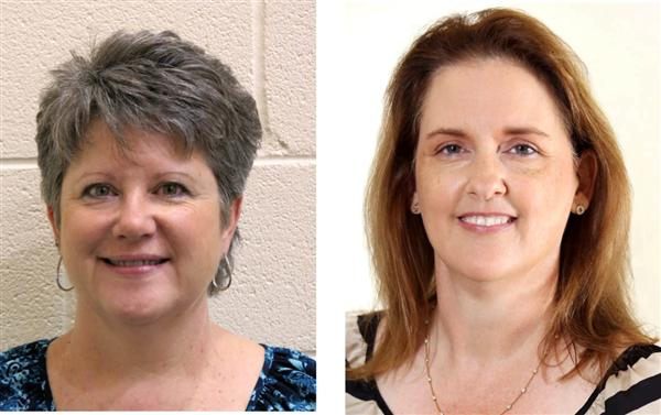 Cathy NeSmith, Dr. Anne Radke named top EOP professionals