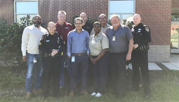 UCPS hosts appreciation luncheon for Hurricane Florence first responders