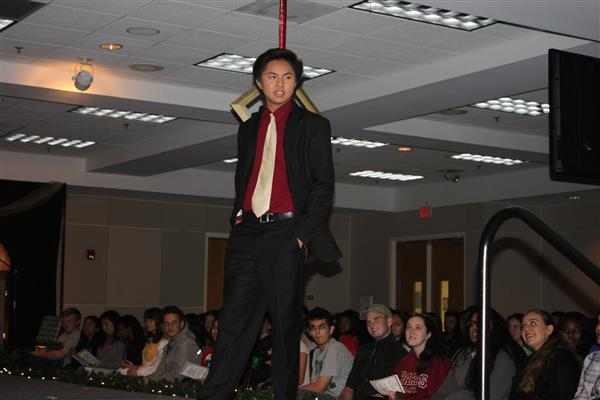 #UCPSGivesBack: UCEC students get their fashion fix at charitable fashion show