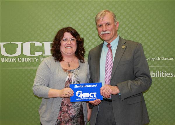 Photo Gallery:  UCPS honors 21 educators for National Board Certification
