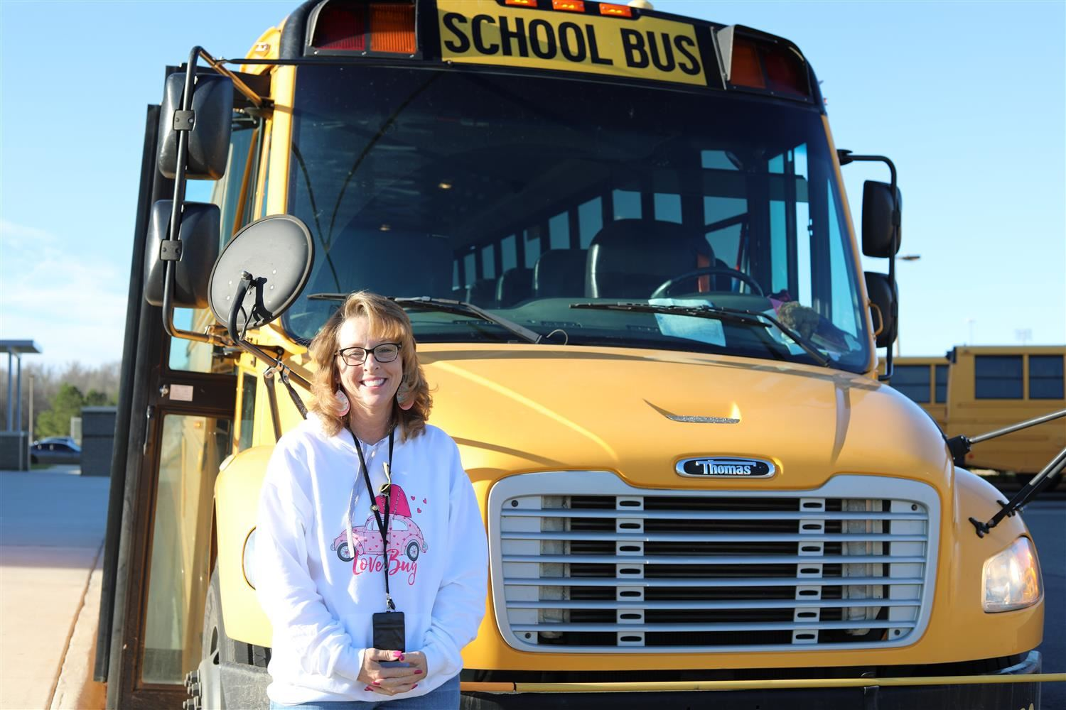 More than 'just a driver': UCPS bus driver Carol Keeter makes lasting impact in students' lives