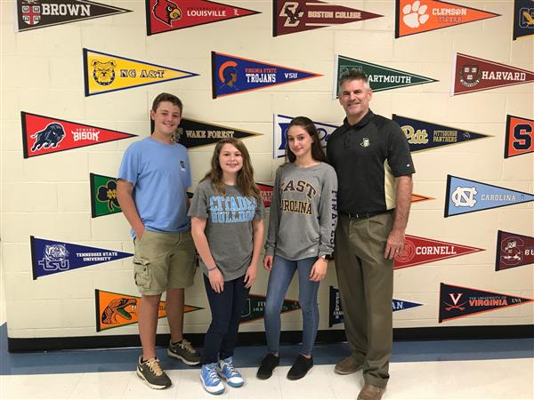 With AVID program, East Union Middle students set their sights on college