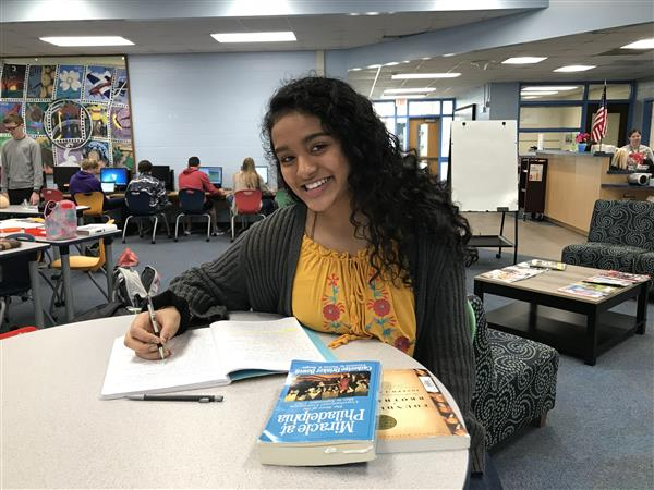 UCPS students outperform state and national peers on PSAT exam