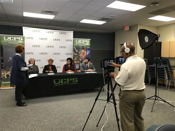 Countdown to Kindergarten: UCPS Facebook Live session guides families through the kindergarten registration process