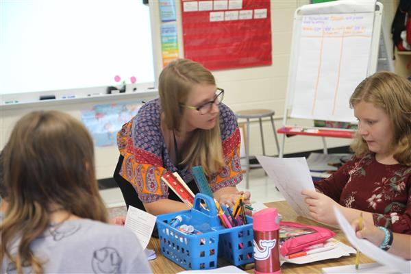 Spotlight on EmpowerED: UCPS Teacher of the Year uses math to engage and connect students to real-life experiences