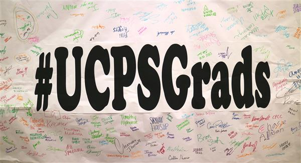 Photo Gallery: UCPS honors seniors with inaugural Academic Signing Week