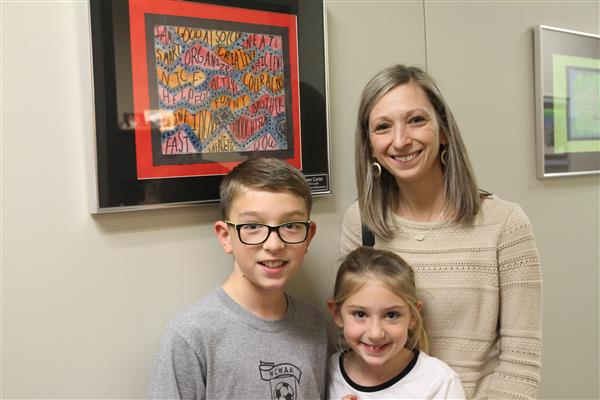 Superintendent's Student Art Showcase celebrates UCPS students' artistic talents
