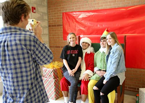 Marvin Ridge students shoot for global awareness