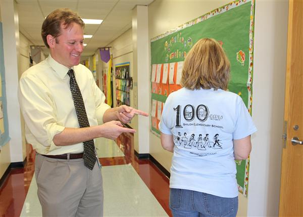 Shiloh Elementary School: 100 years of quality education