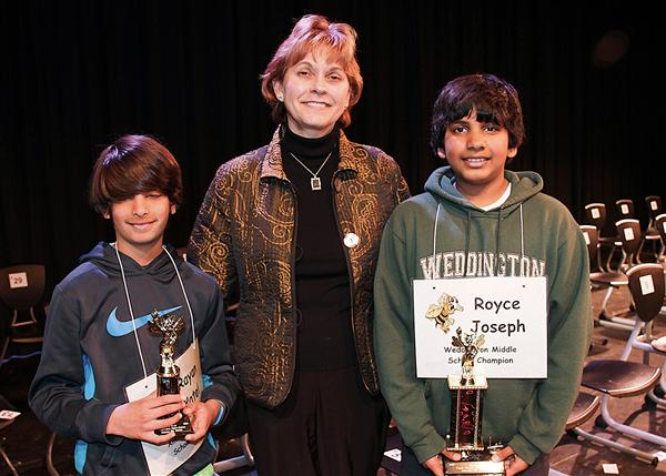 Winter break gives 2016 Spelling Bee winner leg up in competition