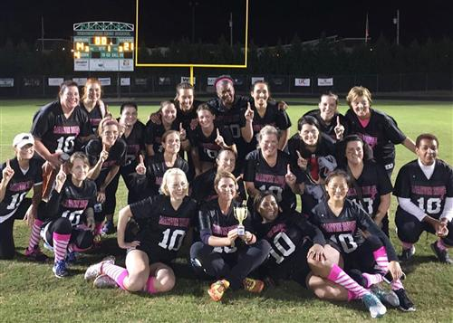 UCPS staff powderpuff game sure to become tradition