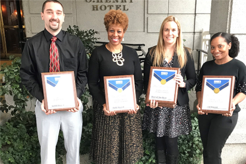 NCSPRA Blue Ribbon Awards