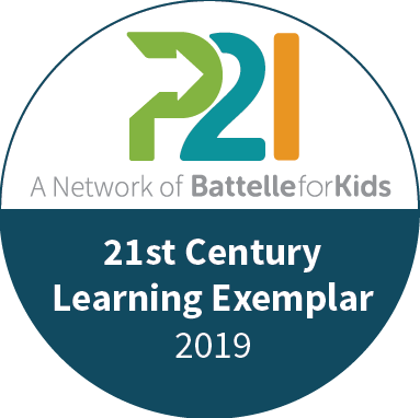 Kensington Elementary earns national 21st Century Learning Exemplar distinction