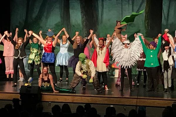 PRMS musical emphasizes inclusiveness, both on and off the stage