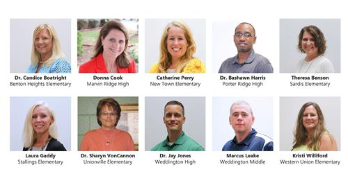 UCPS names Principal of the Year finalists
