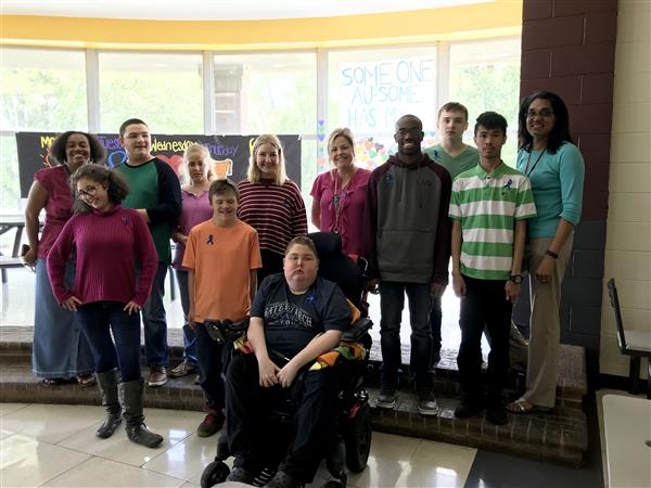 SVHS Extra-Ordinary People Club promotes inclusion and builds lasting friendships