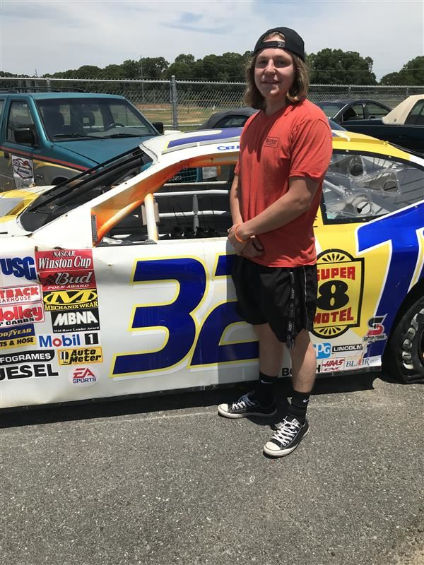#UCPSGrads: CATA senior revs up for a career in the racing industry