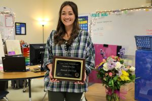 2021 Teacher of the Year - Hannah Park
