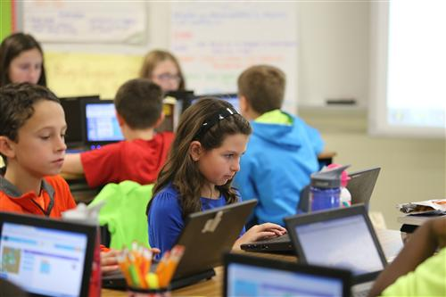 Marshville and Shiloh elementary schools win $25,000 for technology