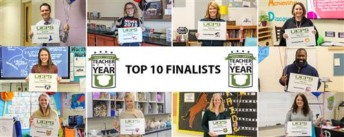 UCPS TOY Finalists