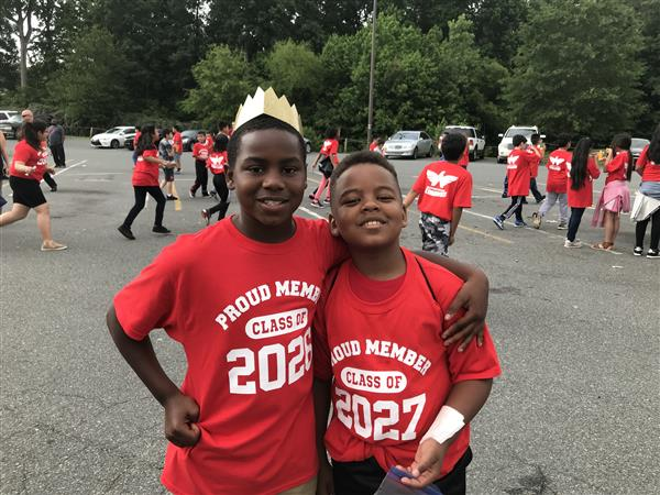 UCPS students celebrate the last day of year-round school
