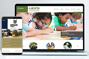 The new UCPS website is here!