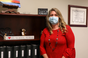 Wendy Nielsen is named Nurse Administrator of the Year