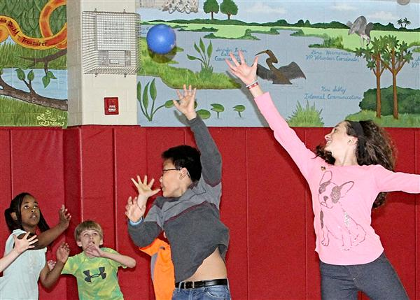 UCPS students splash into summer camp fun