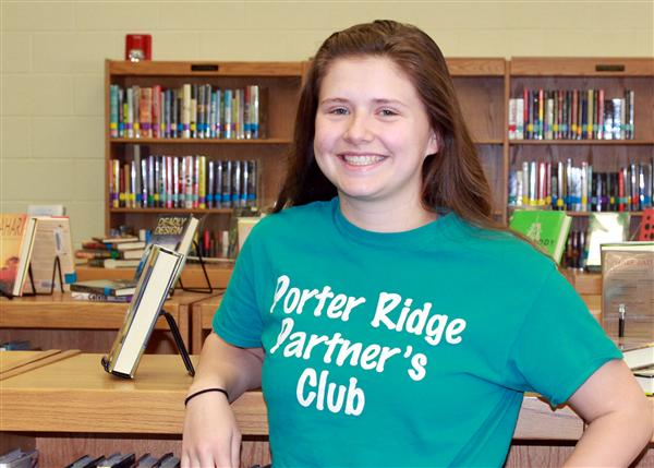 Porter Ridge senior takes leadership skills to Merchant Marine Academy